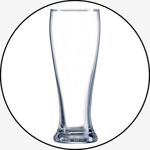 Brassier Beer Glasses