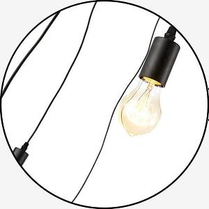 Pendant Light Cable