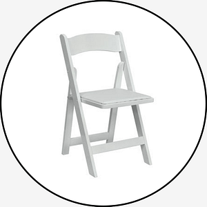 Americana Chair - White